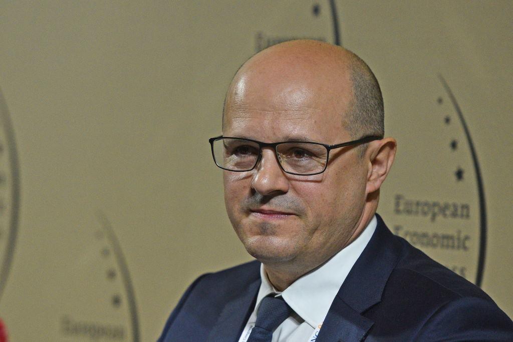 Artur Pollak, prezes APA Group. Fot. PTWP