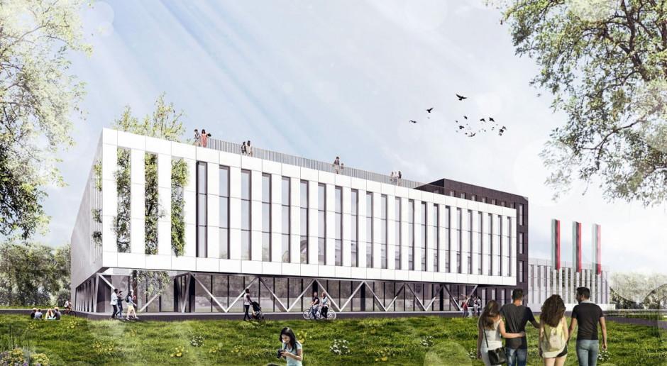 Mostostal Warszawa zbuduje halę sportową dla krakowskiej AGH