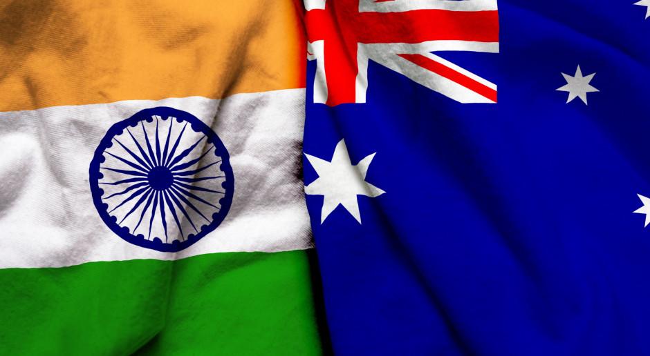#TydzieńwAzji. Australijski sposób na współpracę z Indiami