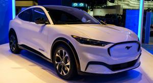 Ford, Nissan i BMW zaprezentowali nowe elektryczne SUV-y na targach w Chinach