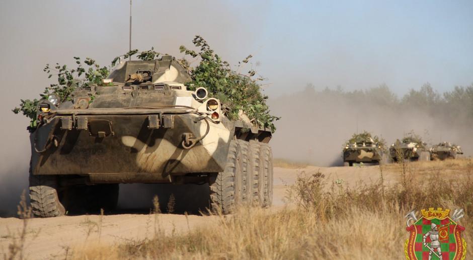 Polska chce napaść na sąsiada? Białoruskie manewry w pobliżu naszej granicy