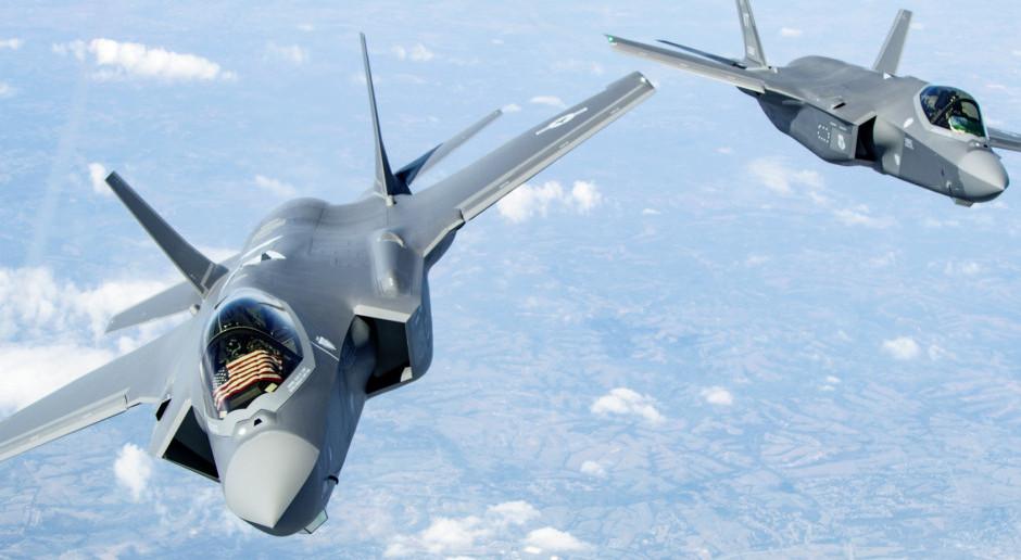 Chcą myśliwców, ale nie amerykańskich