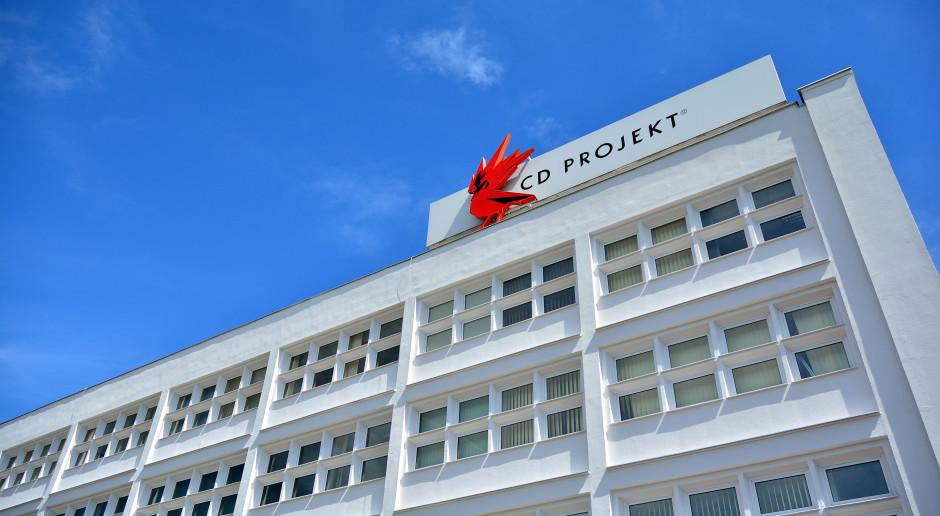 CD Projekt zaskoczył wynikami. Akcje spółki wyraźnie drożeją