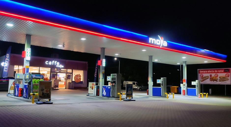Anwim powiększa sieć stacji Moya