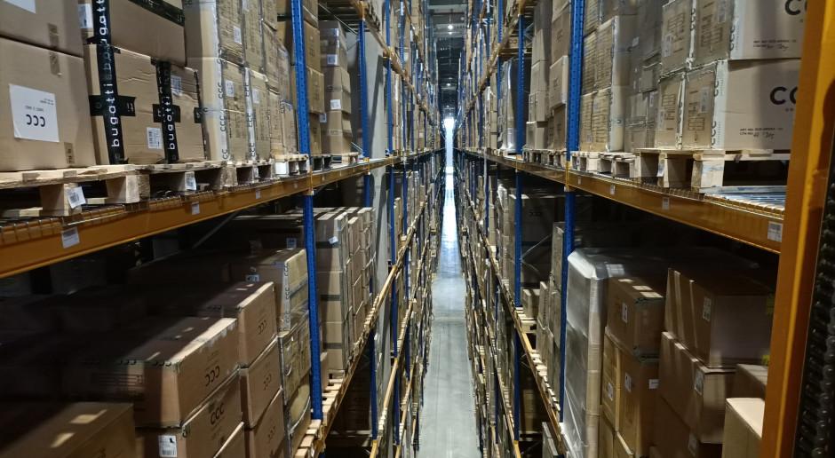 Wysyłają w świat miliony par butów. Bez technologii nie byłoby to możliwe