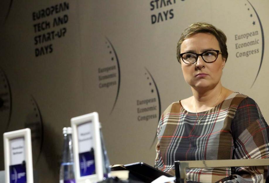 Dominika Bettman, prezeska i dyrektorka Digital Industries Siemens