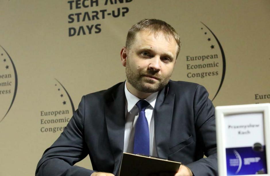 Przemysław Koch, pełnomocnik ministra finansów ds. informatyzacji