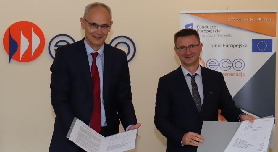 ECO Kogeneracja będzie miała kogenerację w Żaganiu