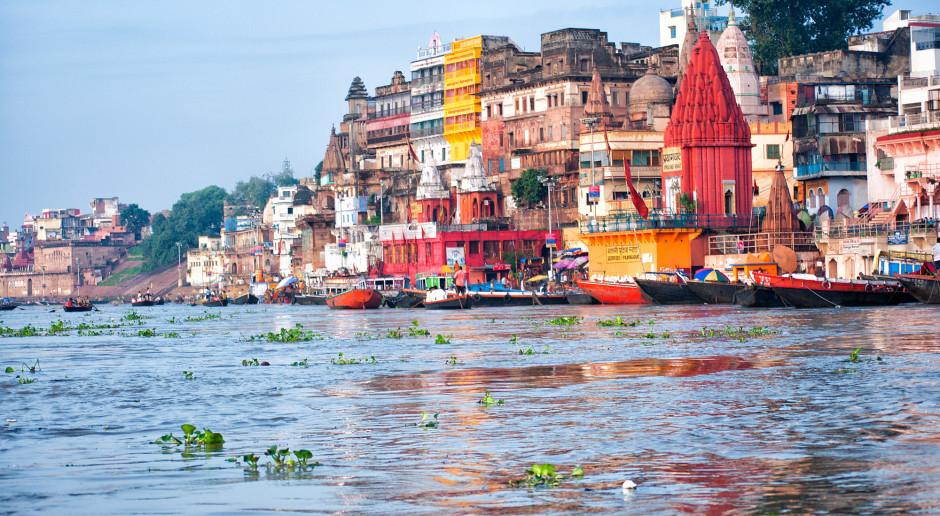 #TydzieńwAzji. Namami Gange, czyli projekt oczyszczenia Gangesu