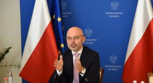 Minister klimatu i środowiska. Michał Kurtyka wskazuje swoje zadania