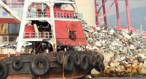 W gdyńskim porcie zatrzymano ładunek odpadów z Turcji
