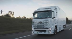Pierwsze wodorowe ciężarówki Hyundaia już w Europie