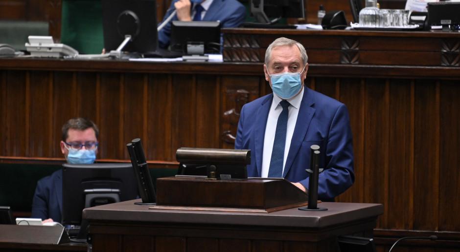 Sejm debatował nad projektem budżetu na 2021 r.