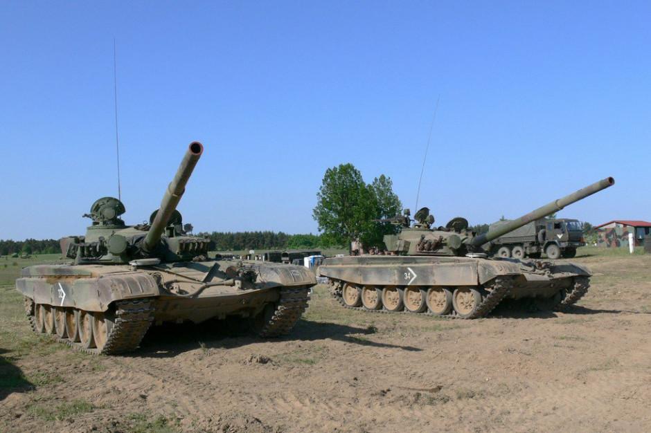 Przezbrojona amunicja zostanie wykorzystana do szkolenia załóg czołgów podstawowych T-72, fot. Wikimedia Commons