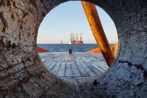 Gigantyczna platforma Lotosu odnawia polskie złoże na Bałtyku