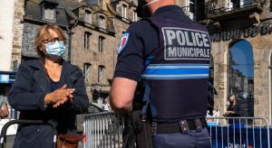 Francja walczy z koronawirusem. Prezydent ogłosił wprowadzenie godziny policyjnej