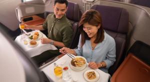 Linie ratują się, jak mogą. Singapore Air udostępnia samoloty jako restauracje