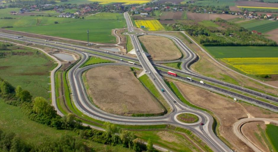 Fragment drogi S5 z Szubina do Żnina dostępny dla kierowców