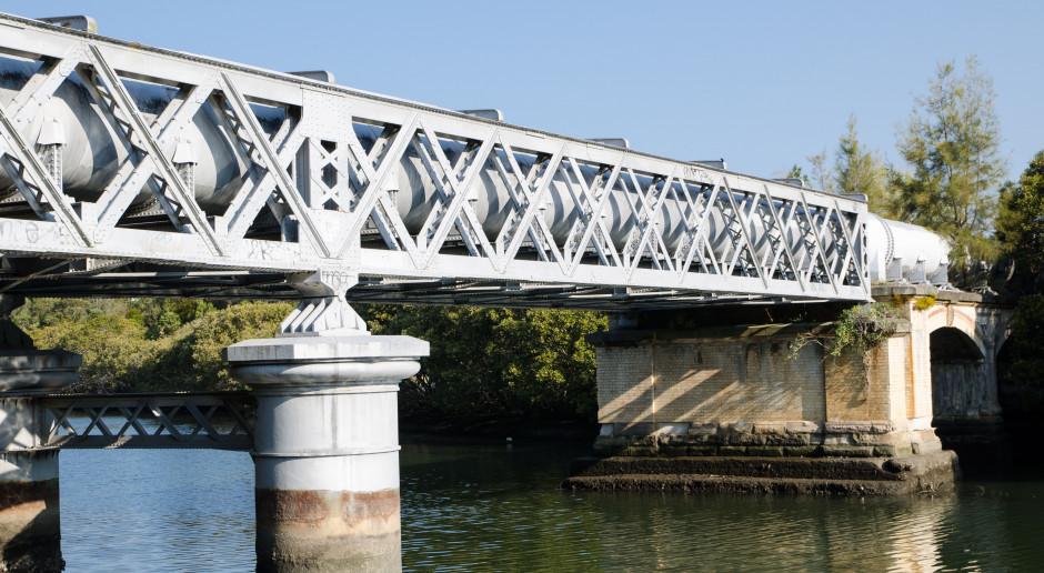 Śląskie: W 2023 r. gotowy ma być nowy most na rzece Sole w Porąbce