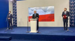 Kaczyński zapowiada weto wobec nacisków ze strony UE