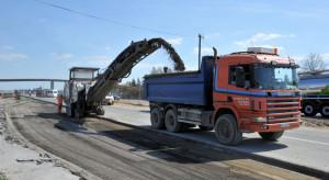 Destrukt asfaltowy przejdzie od odpadu do materiału