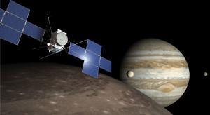 Panele słoneczne Leonardo gotowe do szukania życia na Jowiszu