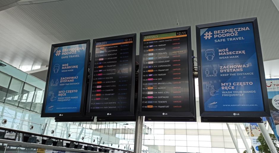 Polskie lotniska czekają na wsparcie. Wiemy, na co przeznaczą pieniądze