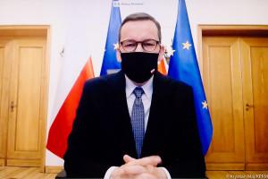 Mateusz Morawiecki ogłosił nowe obostrzenia. Prawie połowa Polski w czerwonej strefie
