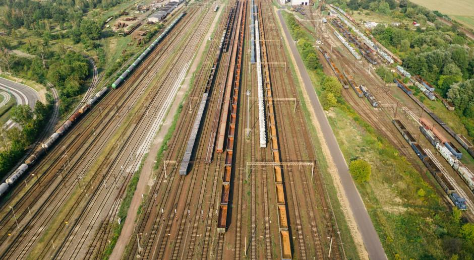 Wzrasta liczba pociągów przewożących towary