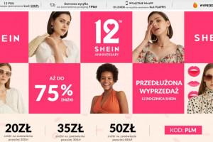 Chińska platforma pokonała H&M i Zarę