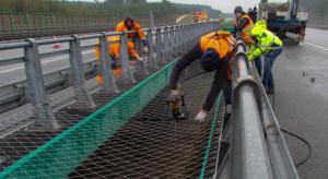 GDDKiA zwiększa bezpieczeństwo wiaduktów