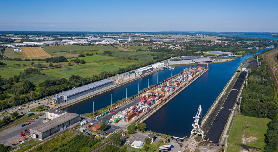 Logistycy ze Śląska marzą o Odrze, zarobią na brexicie