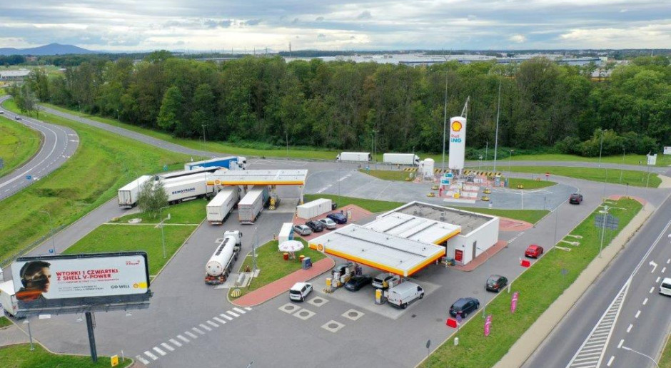 Shell otworzył pierwszą stację LNG w Polsce