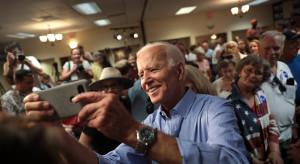 USA: Biden wysuwa się na prowadzenie w Michigan i jest bliżej wygranej
