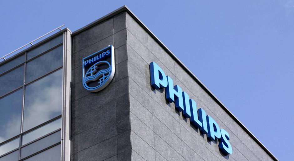Philips zaskoczył wynikami. Powodem pandemia