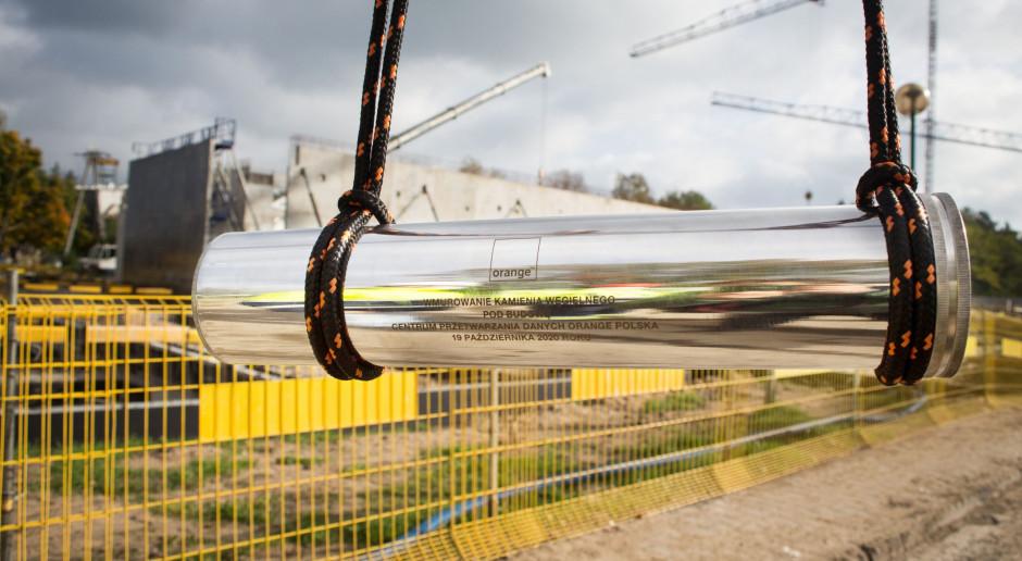 Orange Polska buduje nowe data center