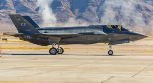 Lockheed Martin podnosi prognozy na cały rok