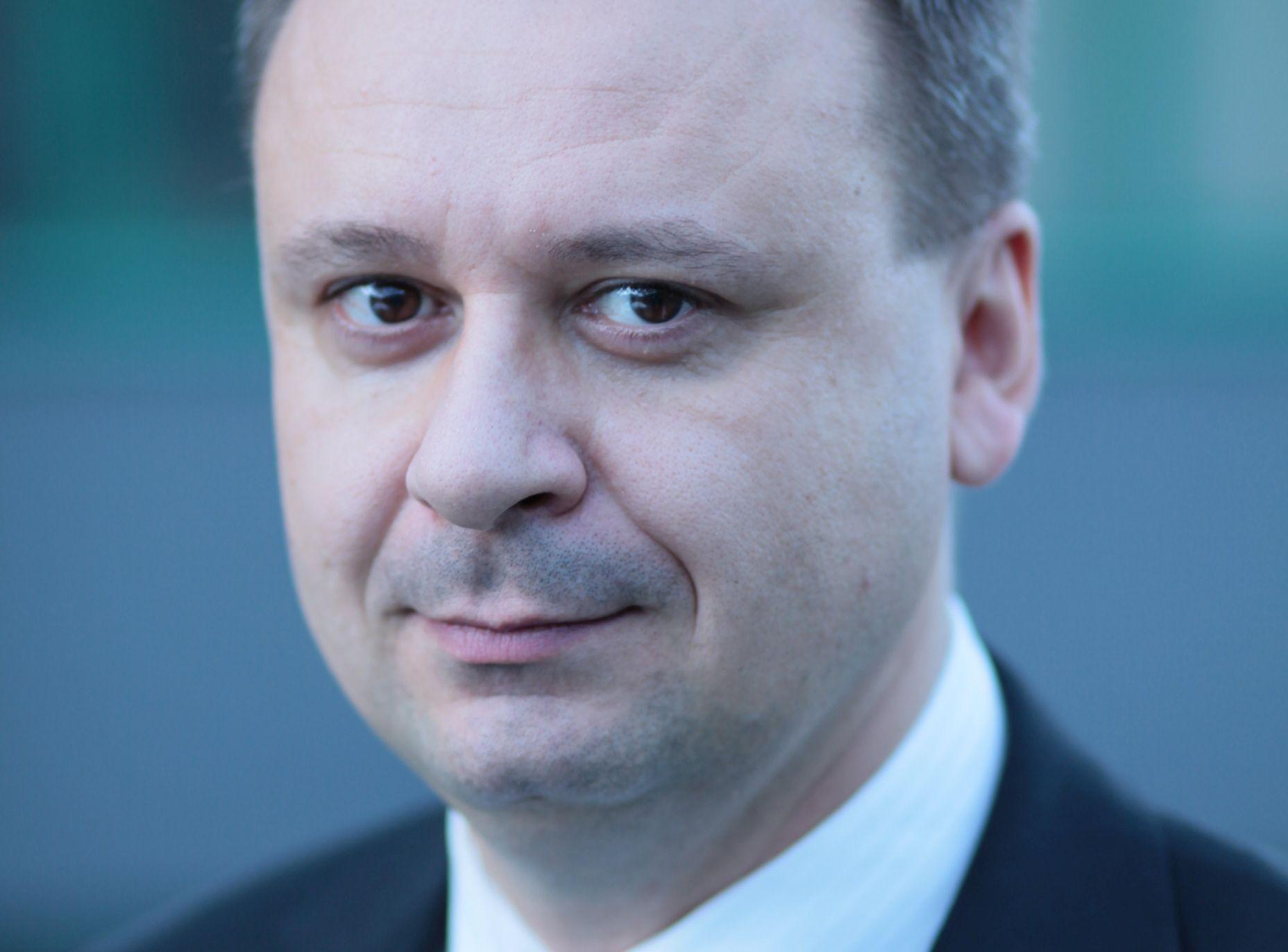 Paweł Mzyk, kierownik KOBiZE. fot. mat. KOBiZE