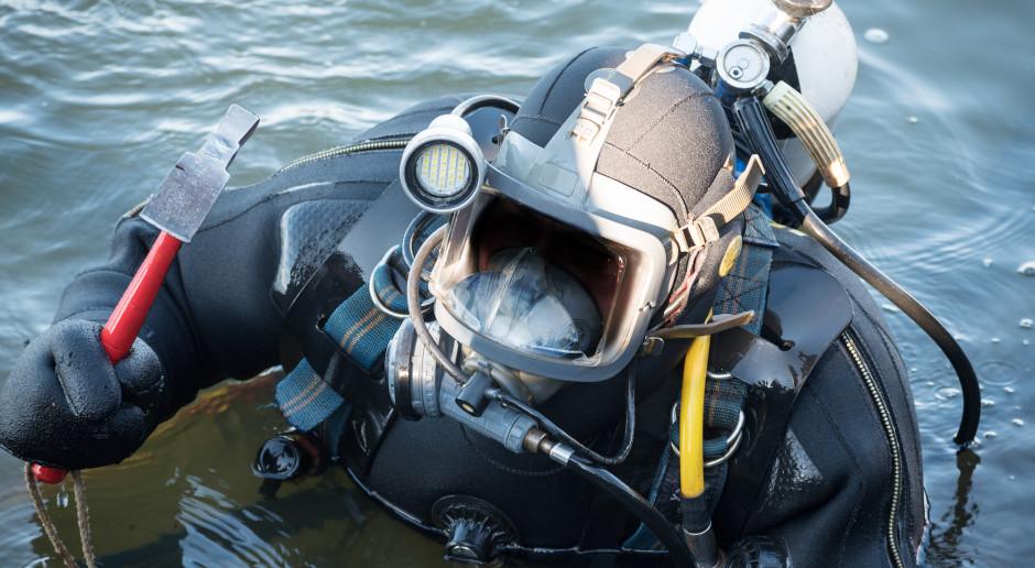 Ekspert: reforma egzaminów dot. prac podwodnych konieczna dla rozwoju sektora