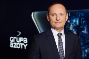 Mariusz Grab na czele Grupy Azoty. Kim jest następca Wojciecha Wardackiego?