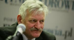 """Andrzej Horban: to, co chcemy zrobić, to """"prawie lockdown"""""""