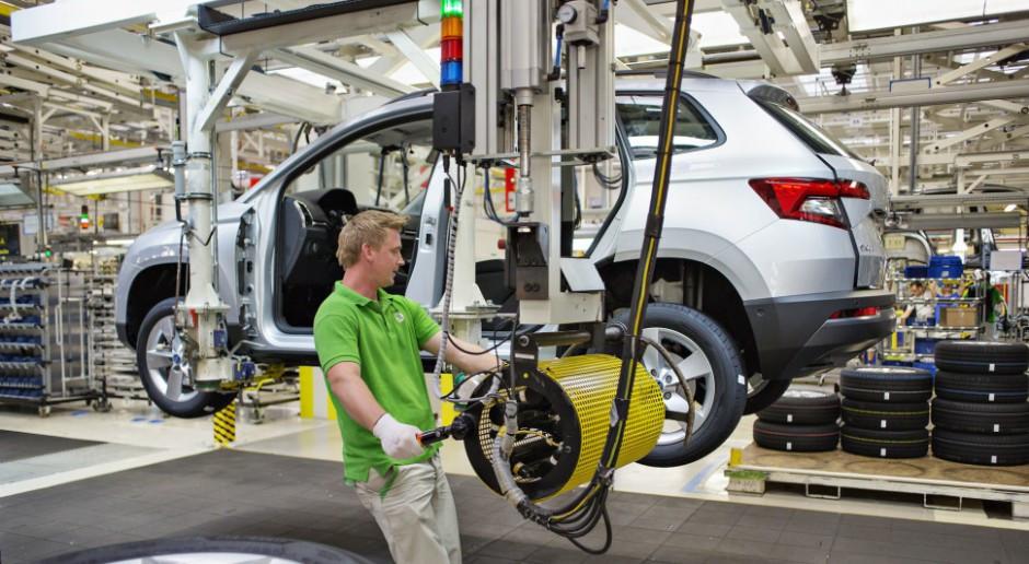 Produkcja samochodów osobowych we wrześniu spadła o 1/3