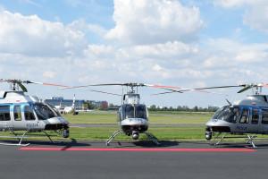 Bell dostarcza polskiej policji trzy śmigłowce Bell 407GXi