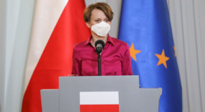 Jadwiga Emilewicz: restrykcjom będzie towarzyszyło nowe rządowe wsparcie