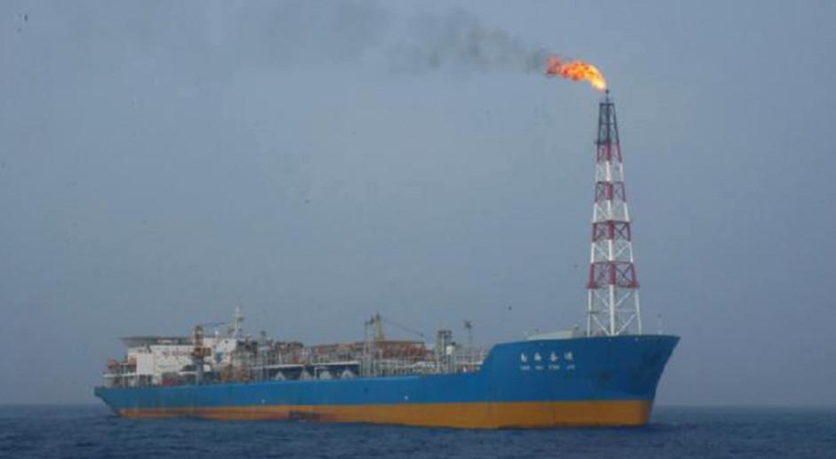 Chiński gigant stawia na gaz