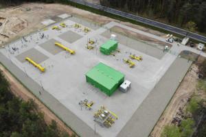 Gaz-System oddał do eksploatacji krótki, ale ważny gazociąg