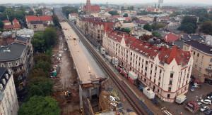 Tereny po nasypie kolejowym w centrum Krakowa będą zagospodarowane