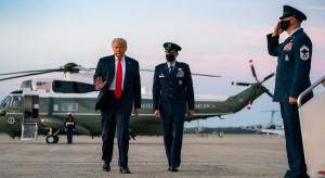 Donald Trump szykuje zaostrzenie kursu wobec Chin na końcówkę prezydentury