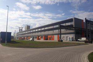 Budimex ukończył inwestycję dla JSW. Nowe hale zastąpią kopalnię