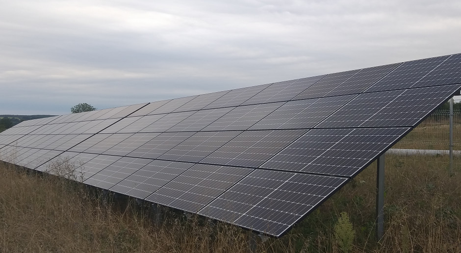 Na Mazowszu powstaną dwie farmy fotowoltaiczne o mocy 30-35 MW każda